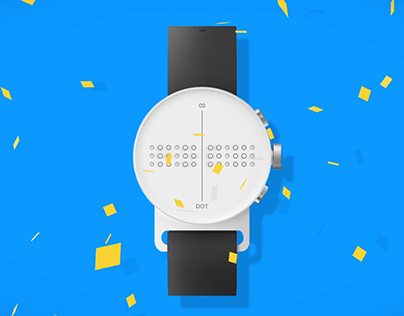 Dot watch_Infographic