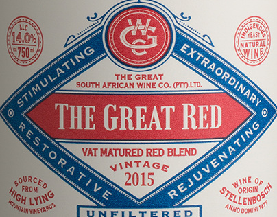 The Great South African Wine Company.