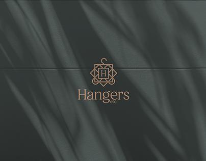 Hangers etc.   Branding Identity