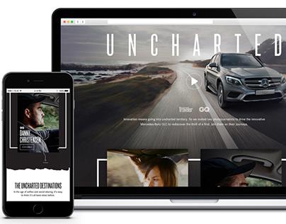 Mercedes Uncharted