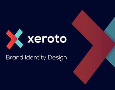 Full Brand Identity Design of XEROTO