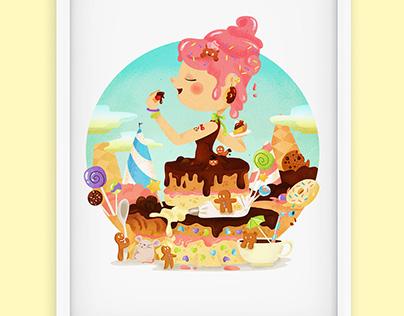 Sweet Cookie Carnival