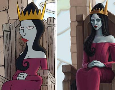 Queen Oona