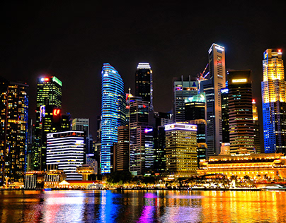 Singapore Lost in the City