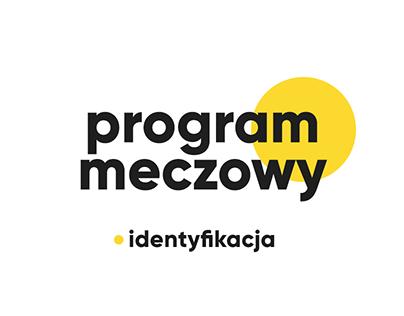 PROGRAM MECZOWY (IDENTITY)