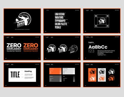 Zero Complacency   Brand StyleGuide