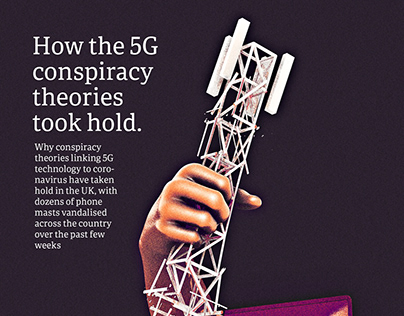 How the 5G conspiracy theories took hold.
