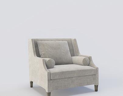 Furniture 3D Modeled