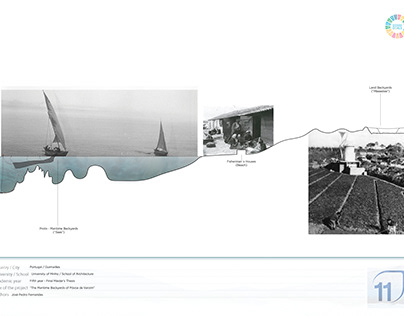 "Mapping the ""maritime backyards"" of Póvoa de Varzim"