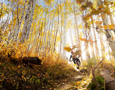 Fall MTB- The one and only time the camera came out