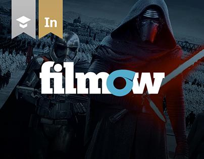 Filmow Design Concept