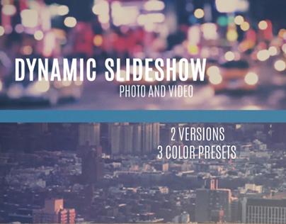 Dynamic Slideshow Template