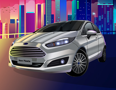 FingerDrive - Ford