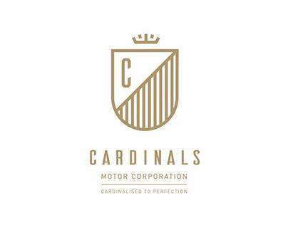 Cardinals Motor Corporation Identity
