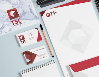 Turkish Stone Centre Corporate Identity
