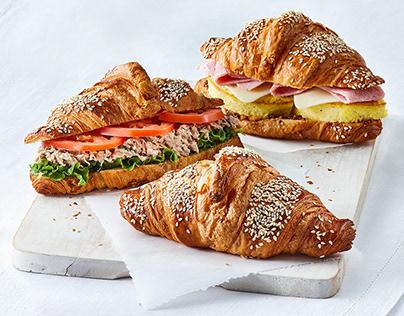 Brioche Dorée - Au pain Doré - Cri agence
