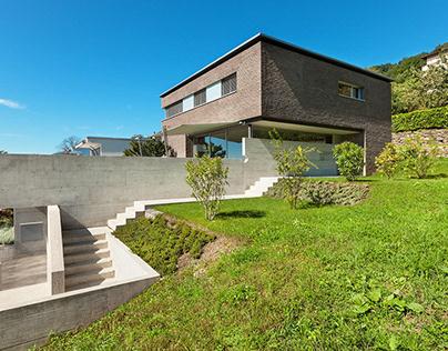 Home in Switzerland