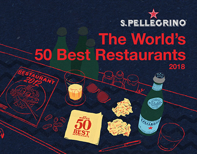 The World's 50 Best Restaurants / S.Pellegrino