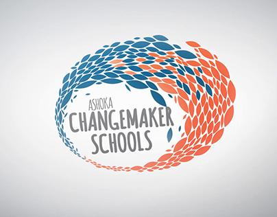 Ashoka Change Maker Logo Animation