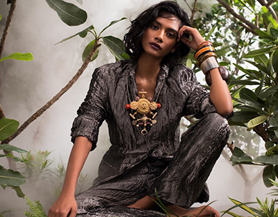 Jewellery Campaign for Swapna Mehta