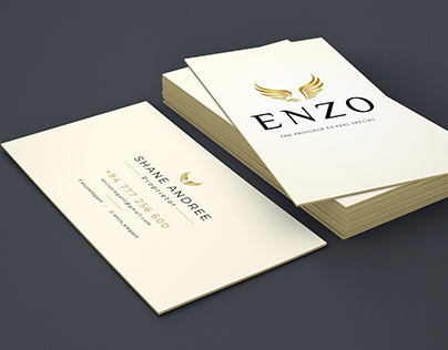 Enzo - Business Card