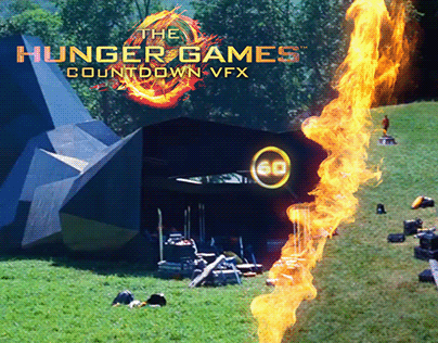 The 74th Hunger Games - Arena Countdown (recreation)