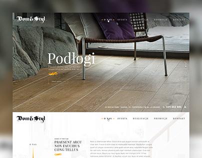 DOM&STYL - Website