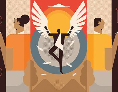 Milestone Institute   Illustration