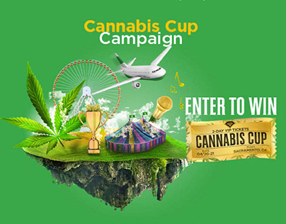 Cannabis Cup campaign