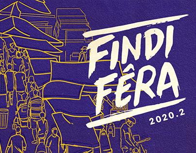 FindiFêra 2020.2 - Identidade visual