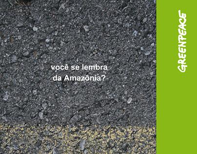 Greenpeace adv pro Amazon