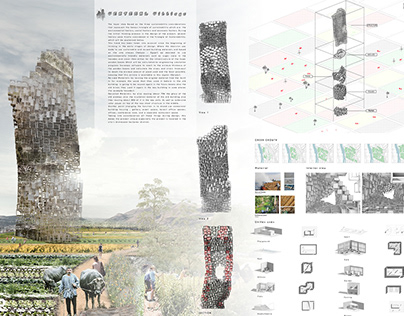 """""""THE VERTICAL VILLAGE"""" International Competition"""
