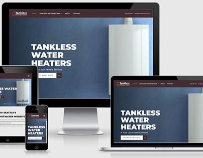 Seattle Tankless Water Heaters