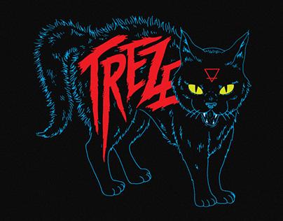 Treze – illustration + label design