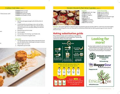 Graphic Design for Full Colour Booklet