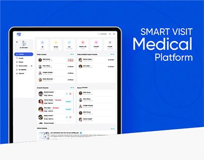 Smart Visit UI Design