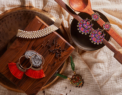 Product Styling (Theme: Indian Household)