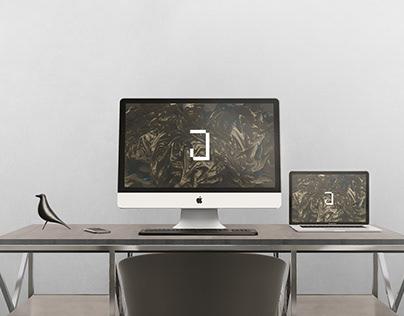 Vol. 1 Desk Digital Jungle PSD Mockup