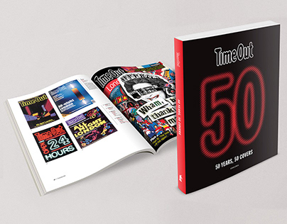 TIMEOUT '50 Years, 50 Covers'