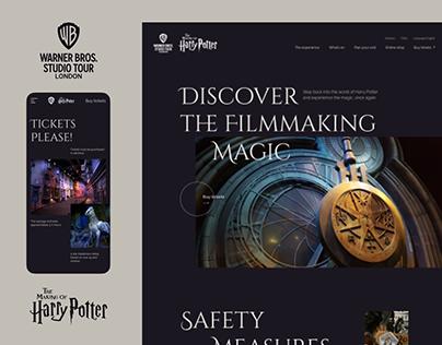 WB studio. Harry Potter museum (website)