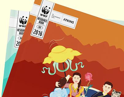 Book Cover: WWF India