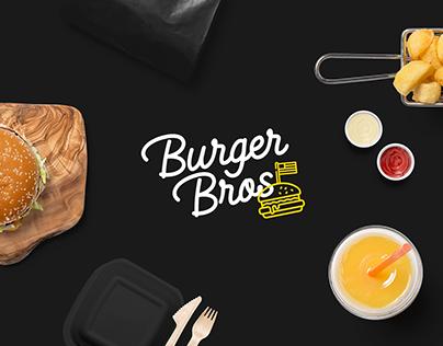 Burger Bros - American burgers & fries
