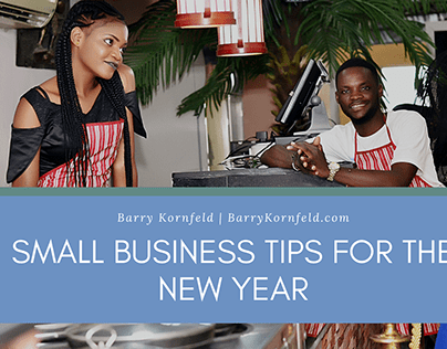 Small Business Tips for the New Year