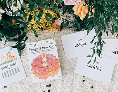 Mindful Moments Mantra Cards