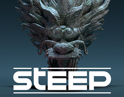 STEEP - Dragon Statue