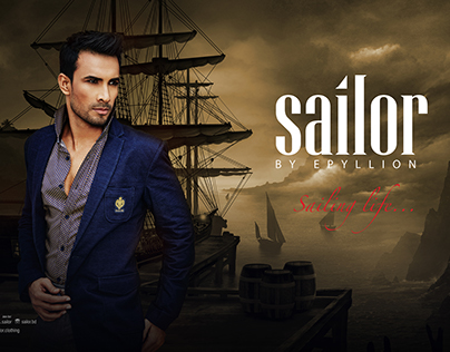 Sailor | Branding Advertisement