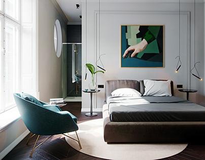 Renovation Project in Paris (Part III Apartment)
