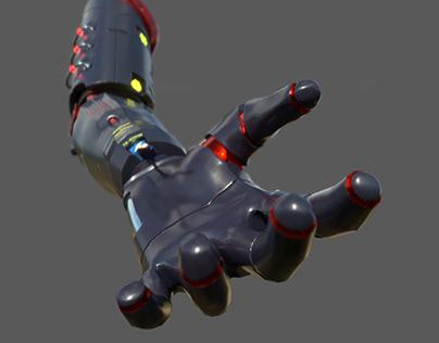 L-X3-B Bionic Arm