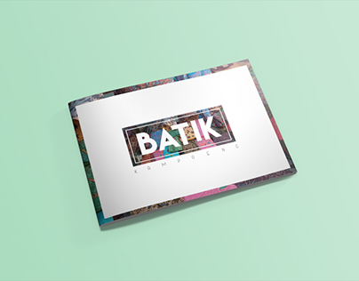 Batik Kampoeng - Documentary Photography Book