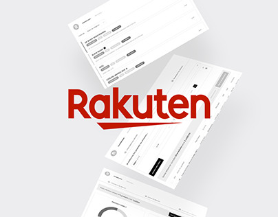 Rakuten - Dashboard